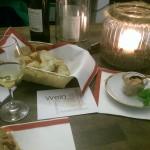... und der Wein ...