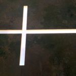 Das Kreuz leuchtet immer